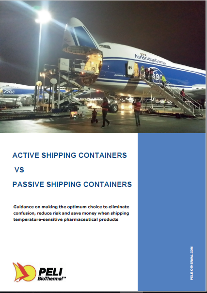 temperature controlled containers